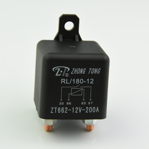 Auto Relays ZT662-12V-A-200A Featured Image