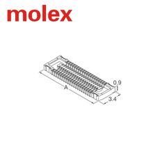 MOLEX Connector 5015917011 501591-7011