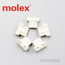 MOLEX Connector 5025780400