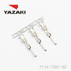 YAZAKI Connector 7114-7387-02