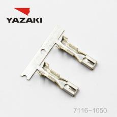 YAZAKI Connector 7116-1050