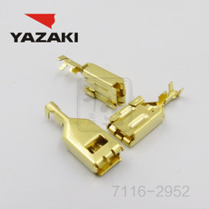 YAZAKI Connector 7116-2952