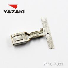 YAZAKI Connector 7116-4031