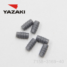 YAZAKI Connector 7158-3169-40