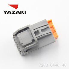 YAZAKI Connector 7283-6446-40