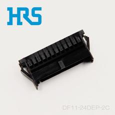 HRS Connector DF11-24DEP-2C