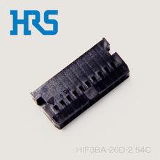 HRS Connector HIF3BA-20D-2.54C