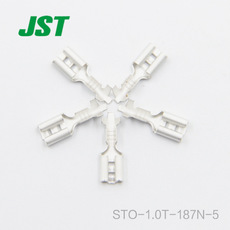 JST Connector STO-1.0T-187N-5