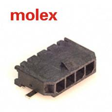 MOLEX Connector 436500412 43650-0412