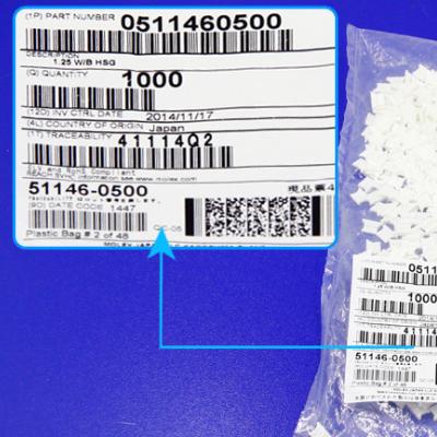 connector Molex 51146-0500 511460500 Featured Image