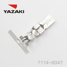 YAZAKI Connector 7114-6047