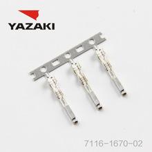 YAZAKI Connector 7116-1670-02