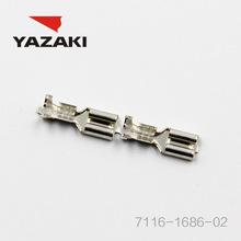 YAZAKI Connector 7116-1686-02