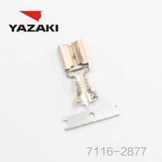 YAZAKI Connector 7116-2877