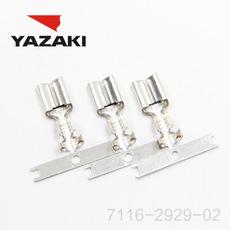 YAZAKI Connector 7116-2929-02