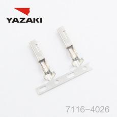 YAZAKI Connector 7116-4026