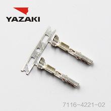 YAZAKI Connector 7116-4112-02