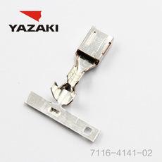 YAZAKI Connector 7116-4141-02