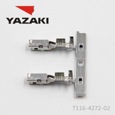 YAZAKI Connector 7116-4272-02