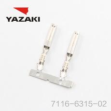 YAZAKI Connector 7116-6315-02