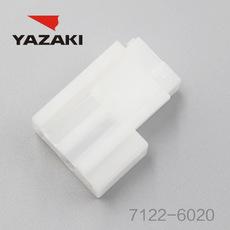 YAZAKI Connector 7122-6020