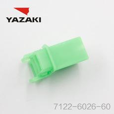 YAZAKI Connector 7122-6026-60