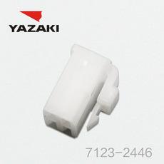 YAZAKI Connector 7123-2446