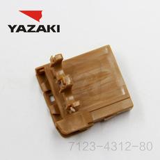 YAZAKI Connector 7123-4312-80
