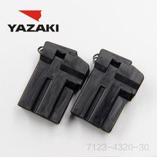 YAZAKI Connector 7123-4320-30