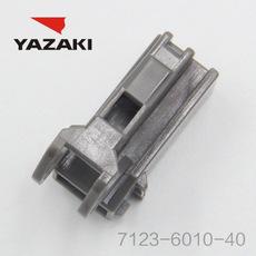 YAZAKI Connector 7123-6010-40