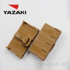 YAZAKI Connector 7123-6348-80