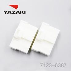 YAZAKI Connector 7123-6387
