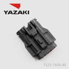 YAZAKI Connector 7123-7434-40