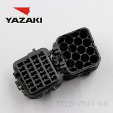 YAZAKI Connector 7123-7544-40