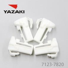 YAZAKI Connector 7123-7820