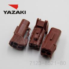 YAZAKI Connector 7123-8521-80