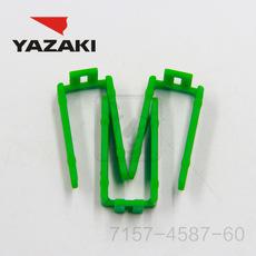 YAZAKI Connector 7157-4587-60