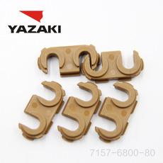 YAZAKI Connector 7157-6800-80