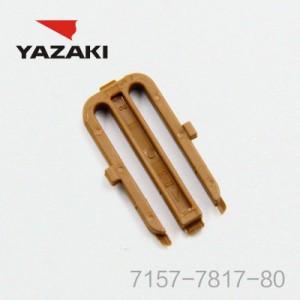YAZAKI Connector 7157-7817-80