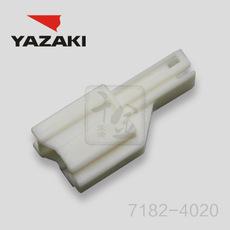 YAZAKI Connector 7182-4020