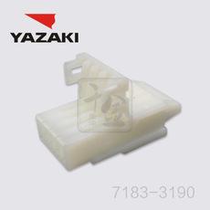 YAZAKI Connector 7183-3190