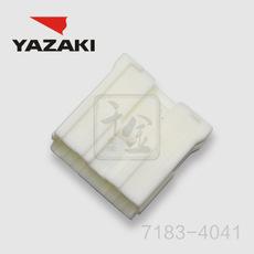 YAZAKI Connector 7183-4041