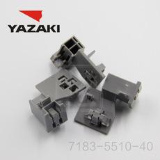 YAZAKI Connector 7183-5510-40