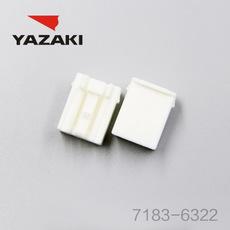 YAZAKI Connector 7183-6322