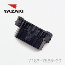 YAZAKI Connector 7183-7665-30