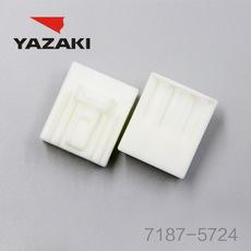 YAZAKI Connector 7187-5724