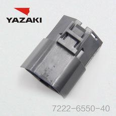 YAZAKI Connector 7222-6550-40