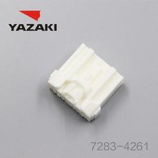 YAZAKI Connector 7283-4261