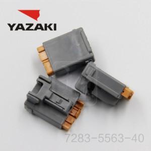 YAZAKI Connector 7283-5563-40