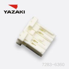 YAZAKI Connector 7283-6360